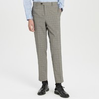 ME&CITY 55026490 男士 商务直筒西装裤