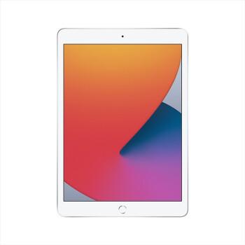 Apple 苹果 Apple iPad 10.2英寸 平板电脑( 2020年新款 32G WLAN版/Retina显示屏/A12仿生芯片MYLA2CH/A)银色
