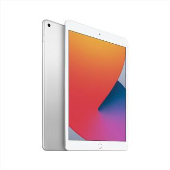 Apple 苹果 iPad 8 2020款 10.2英寸 平板电脑 银色 128GB WLAN