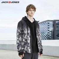JACK JONES 杰克琼斯 219312525 连帽羽绒服