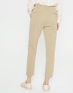 ME&CITY 54883610 女士 新款紧身开叉小脚裤