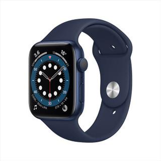 Apple 苹果 Watch Series 6 智能手表 GPS款 40mm 深海军蓝色