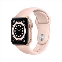 北京消费券:Apple 苹果 Watch Series 6 智能手表 GPS款 40mm