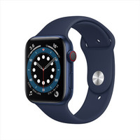 Apple 苹果 Watch Series 6 智能手表 GPS+蜂窝款 44mm