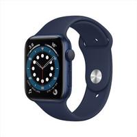 13日20点:Apple 苹果 Watch Series 6 智能手表 GPS款 44mm 深海军蓝色