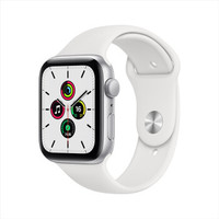 Apple 苹果 Watch SE 智能手表 GPS款 44mm 白色