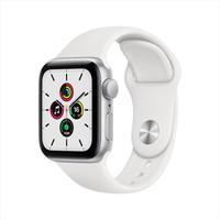 聚划算百亿补贴:Apple 苹果 Watch SE 智能手表 GPS款 40mm 白色