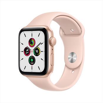 考拉海购黑卡会员:Apple 苹果 Watch Series SE 智能手表 44mm GPS