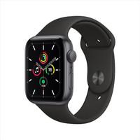 限北京:Apple 苹果 Watch SE 智能手表 GPS款 44mm 黑色