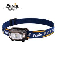 Fenix HL15轻型户外跑步头灯LED中白光大泛光头戴式夜跑充电头灯