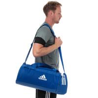 银联爆品日:adidas 阿迪达斯 经典三条纹行李包