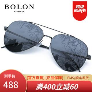 BOLON 暴龙 男士蛤蟆偏光太阳镜