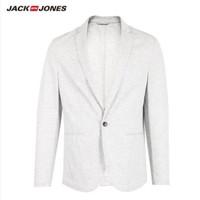 Jack Jones 杰克琼斯 219208505 男士一粒扣西服外套
