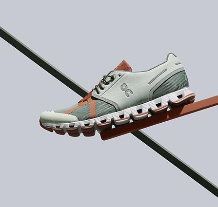 on 昂跑 Cloud 70|30 男款运动鞋