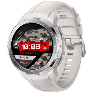 HONOR 荣耀 GS Pro 智能手表 运动版 白