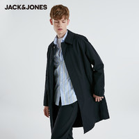 JackJones 杰克琼斯 219121528 男装中长款外套