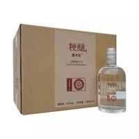 京东PLUS会员:青小乐 粳醸精酿 浓香型白酒 42度 500ml*6瓶