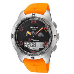 TISSOT 天梭 腾智系列 T0474204705111 男士石英腕表