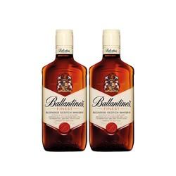 Ballantine's 百龄坛 特醇苏格兰威士忌 500ml*2瓶