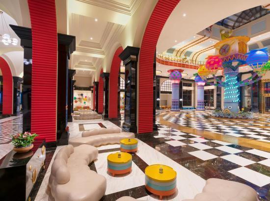 广州熊猫酒店/长隆酒店 主题客房1晚(含3人长隆野生动物世界2日票)