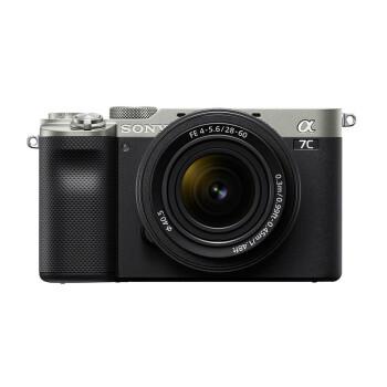 SONY 索尼 ILCE-7C(A7C)全画幅微单相机 单机身