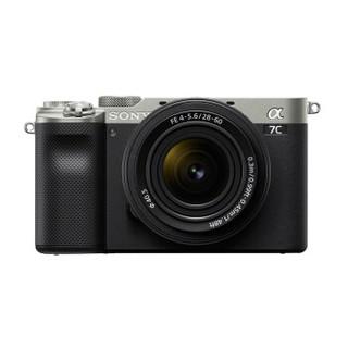 SONY 索尼 Alpha 7C 微单相机