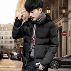 CKey 83999 男士棉服外套