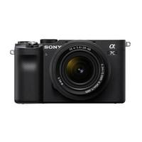 SONY 索尼 Alpha 7CL 全画幅微单数码相机 标准镜头套装 28-60mm F4-5.6 黑色