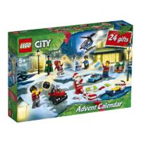 LEGO 乐高 城市系列 60268 圣诞倒数日历