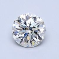 Blue Nile 1.00克拉圆形切割钻石
