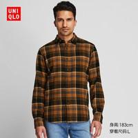 UNIQLO 优衣库 421199  男士衬衫长袖