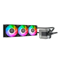 EKWB 毅凯火力 Elite 360 D-RGB 一体式CPU水冷散热器