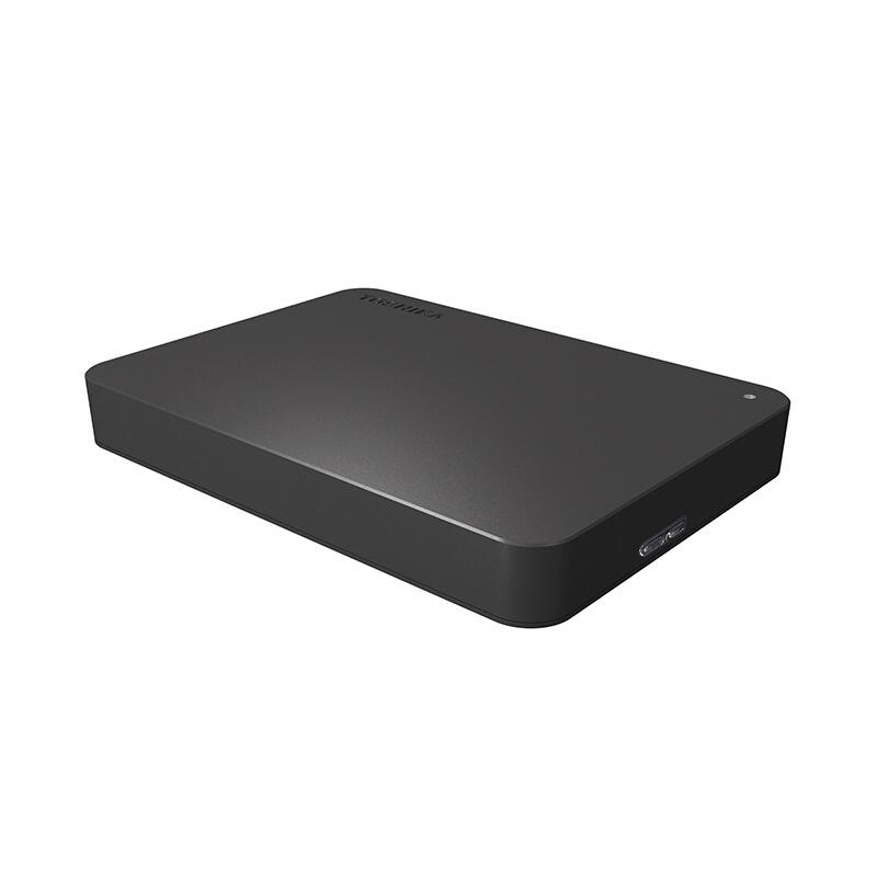 TOSHIBA 东芝 新小黑A3 移动硬盘 USB3.0