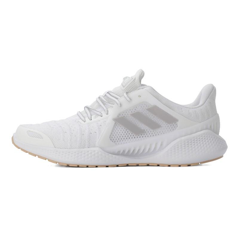 adidas 阿迪达斯 Climacool Vent Summer.Rdy 中性跑鞋 EH2773 白灰 36.5