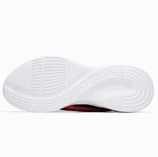 ANTA 安踏 男士休闲运动鞋 111945562R-4 浅米白/深蓝黑 39
