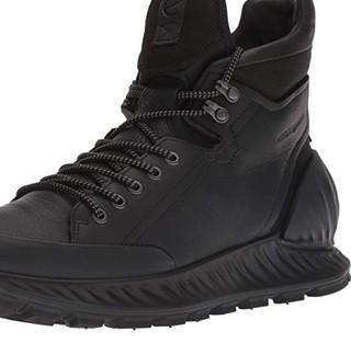 ecco 爱步 EXOSTRIKE Hydromax 男士徒步鞋 83230401602 黑色 39