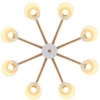 欧普照明 悦木生活系列 北欧风格吊灯 6头