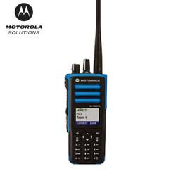 摩托罗拉(Motorola)XIR P8668Ex 氢气防爆数字对讲机 IP67级/Ex ib IIC T4防爆
