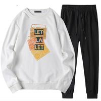 La Chapelle+ 秋季男士卫衣运动套装