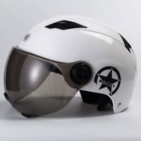 MALEEJIA 迈乐佳 电动车安全头盔 哈雷加强款