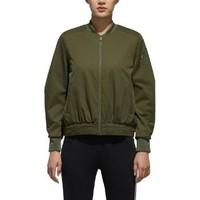 adidas 阿迪达斯 型格系列 FEM JKT WV BOMB 女子运动夹克