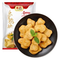 凤祥食品 乐享鸡块 1kg *4件