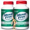 Move Free 益节 维骨力加钙片 高钙氨糖 240粒*2瓶