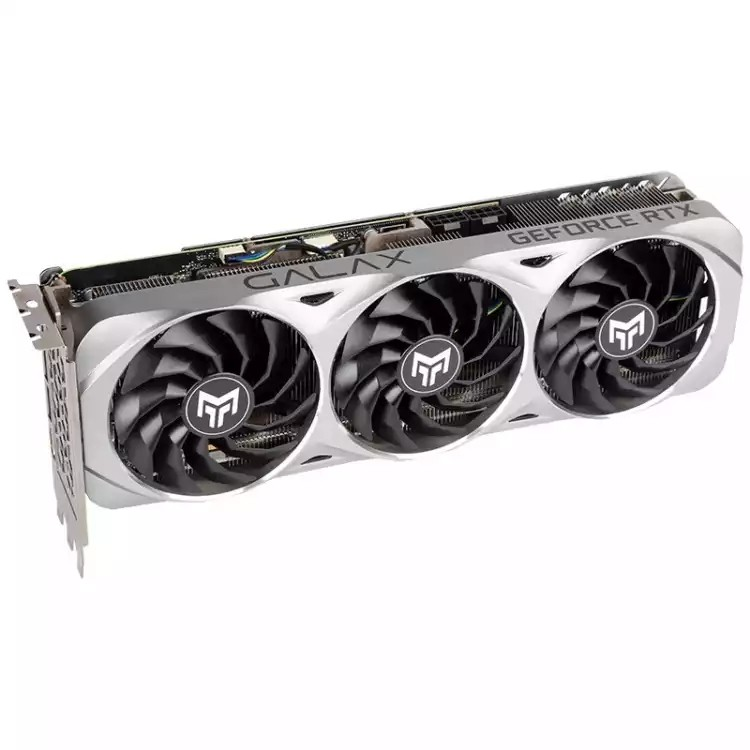 GALAXY 影驰 GeForce RTX3080 金属大师 显卡