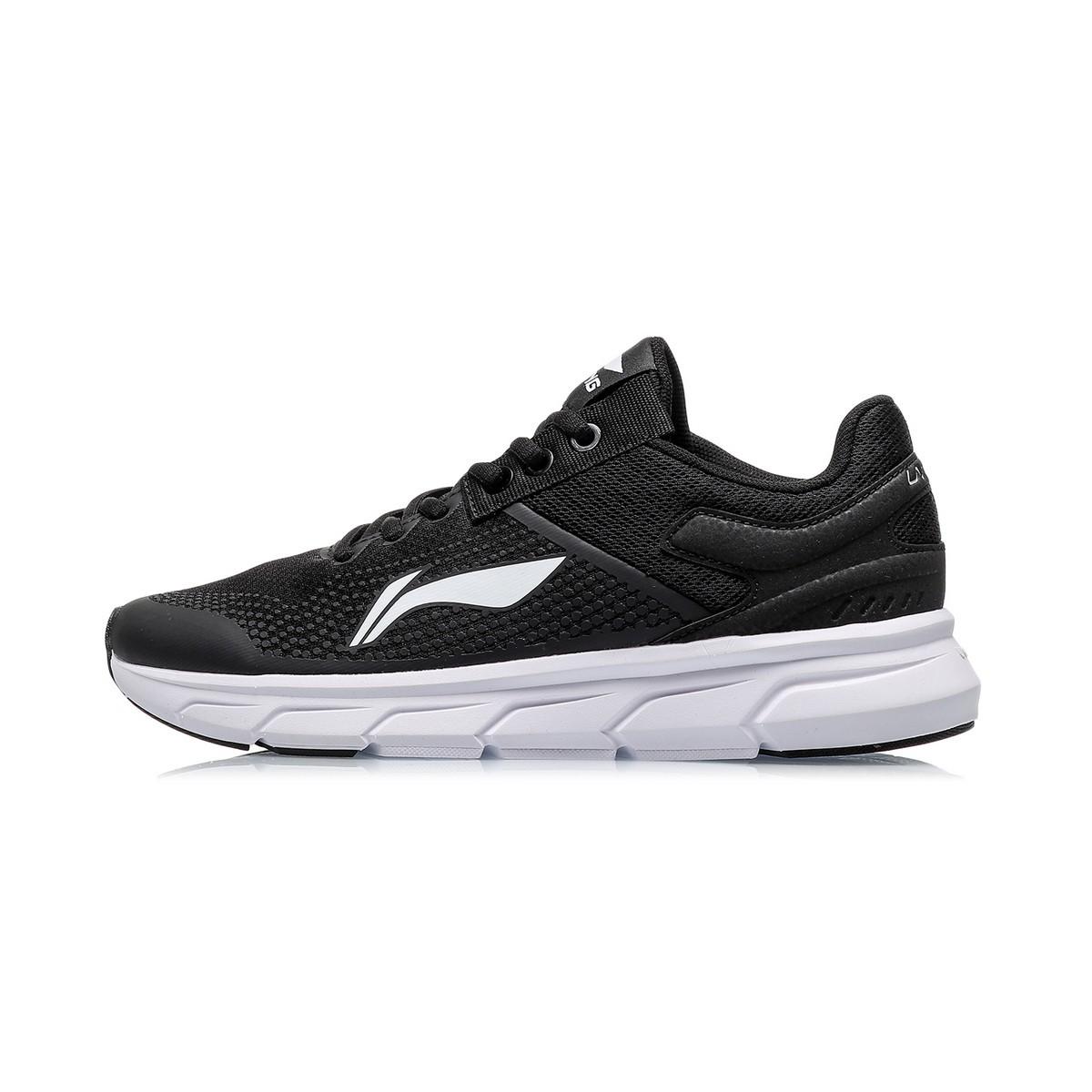 LI-NING 李宁 女士跑鞋 ARHQ246-1 黑色 35