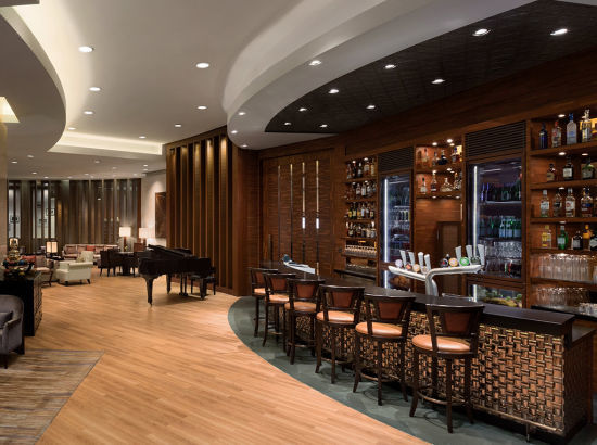 免费加床!上海浦东嘉里大酒店 豪华房1晚 (含早餐+儿童探险乐园门票)