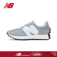 New Balance NB官方2020新款男款女款327复古休闲鞋 灰色/白色 MS327LAB 39.5