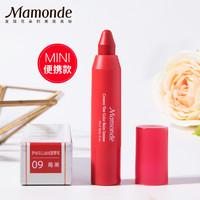 Mamonde 梦妆 花心丝绒蜡笔口红 mini版 1.5g (3色可选)
