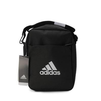 adidas 阿迪达斯 中性多功能单肩斜挎包ED6877 黑色F