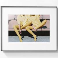 艺术品:乌克兰艺术家 Lena Pogrebnaya 摄影作品 《青春5号》